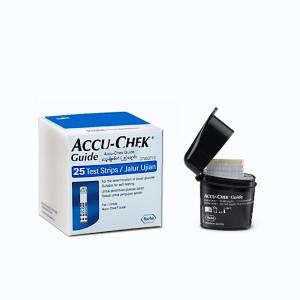 Accu-Chek Guide Test Strips (25's)