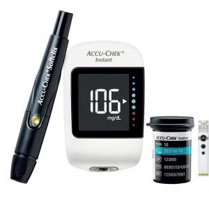 Accu-Chek Instant Glucometer Set