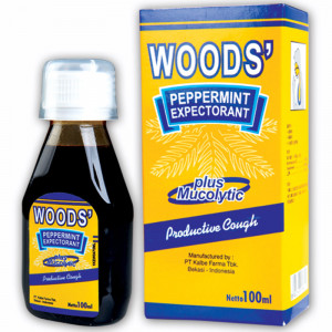 Woods' Peppermint Expectorant