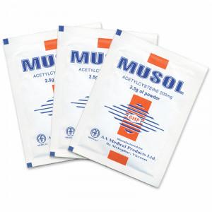 Musol Powder