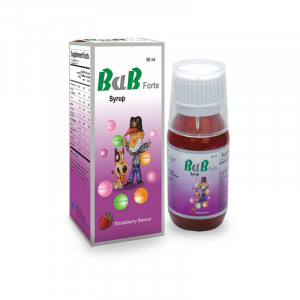 BaB Forte Syrup