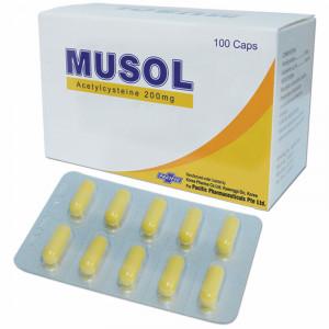 Musol Capsule